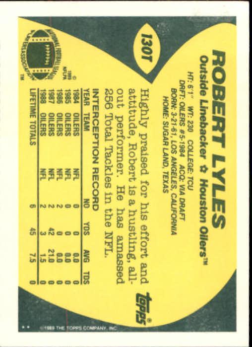 1989-Topps-Traded-Football-Card-Pick thumbnail 207