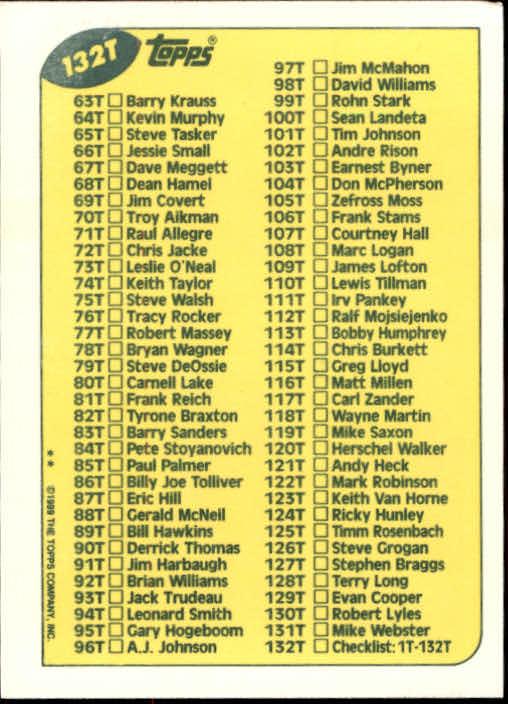 1989-Topps-Traded-Football-Card-Pick thumbnail 211