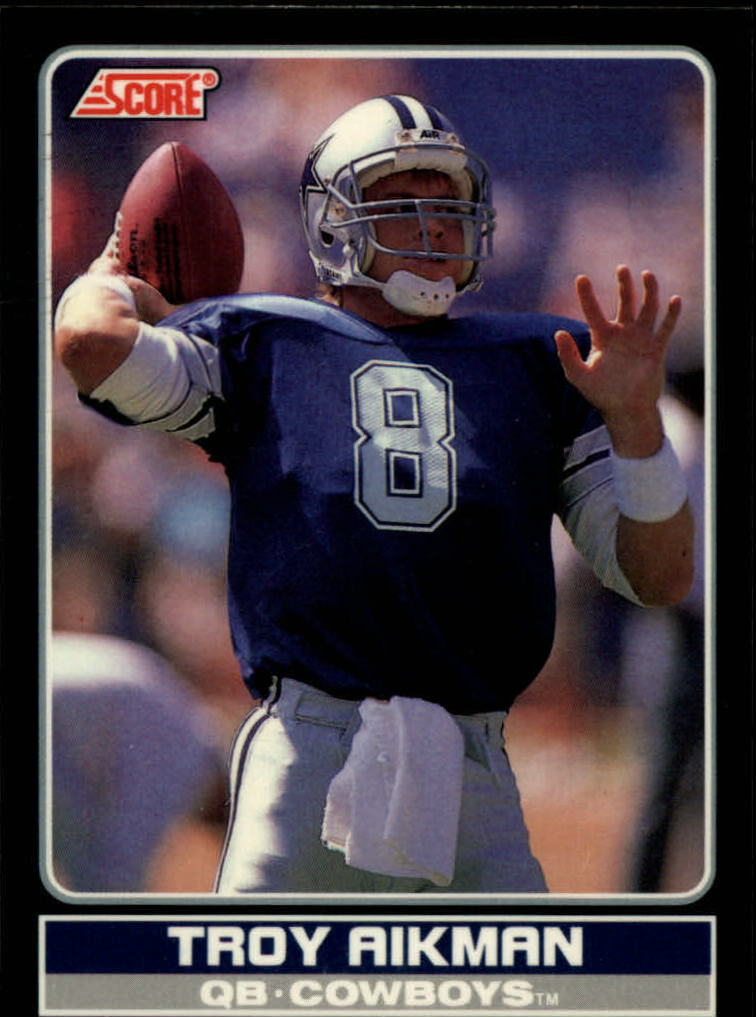 Buy Troy Aikman Cards Online Troy Aikman Football Price