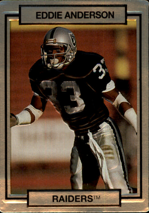1990 Action Packed #122 Eddie Anderson RC