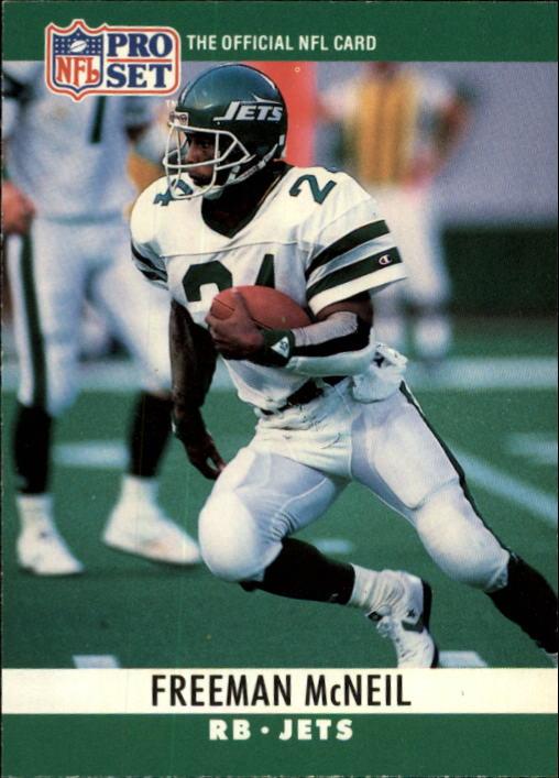 1990 Pro Set #238 Freeman McNeil