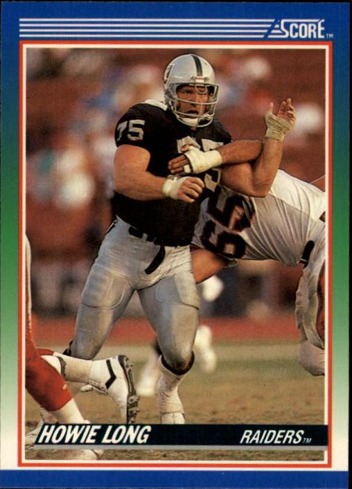 1990 Score #98 Howie Long