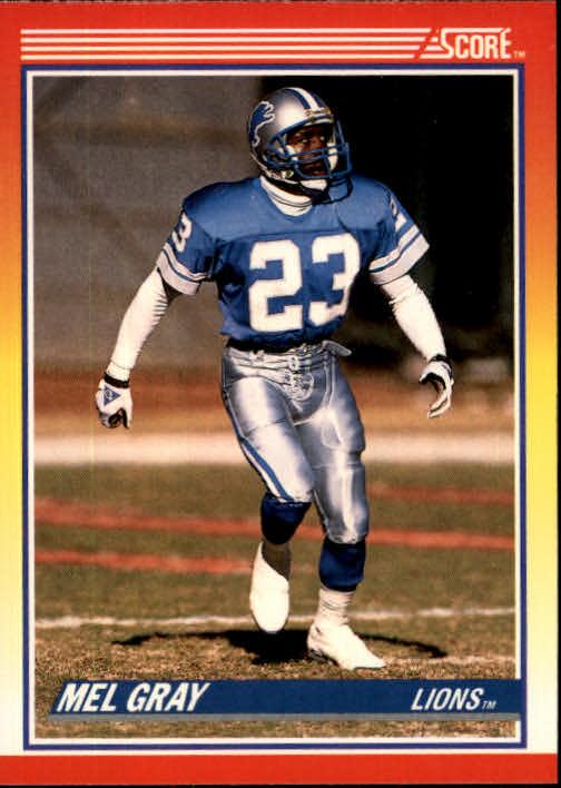 1990 Score #233 Mel Gray