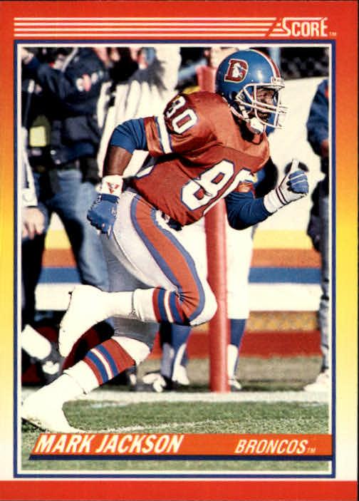 1990 Score #240 Mark Jackson