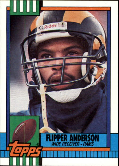1990 Topps #68 Flipper Anderson