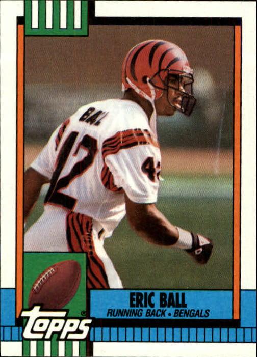 1990 Topps #266 Eric Ball