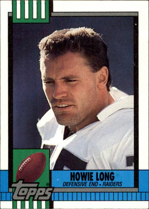 1990 Topps #284 Howie Long