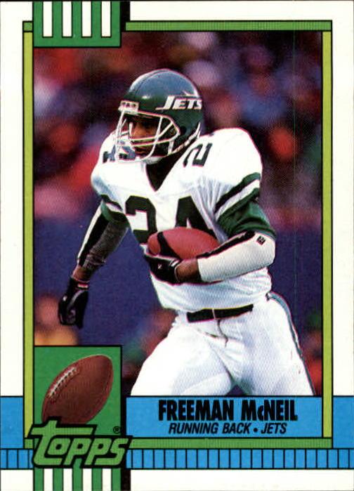 1990 Topps #464 Freeman McNeil