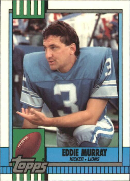 1990 Topps Tiffany #354 Eddie Murray
