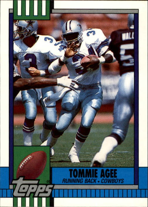 1990 Topps Traded #125T Tommie Agee RC