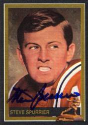 1991 Heisman Collection I Autographs #12 Steve Spurrier