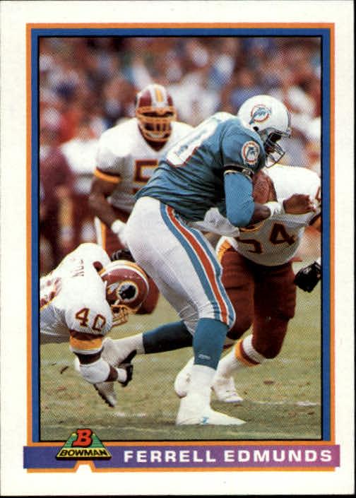 1991 Bowman #291 Ferrell Edmunds