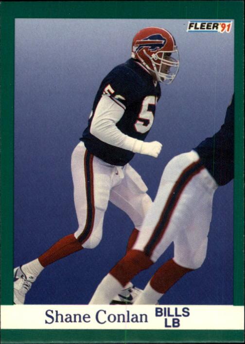 1991 Fleer #1 Shane Conlan