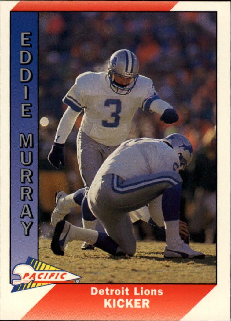1991 Pacific #141 Eddie Murray