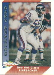 1991 Pacific #354 Gary Reasons