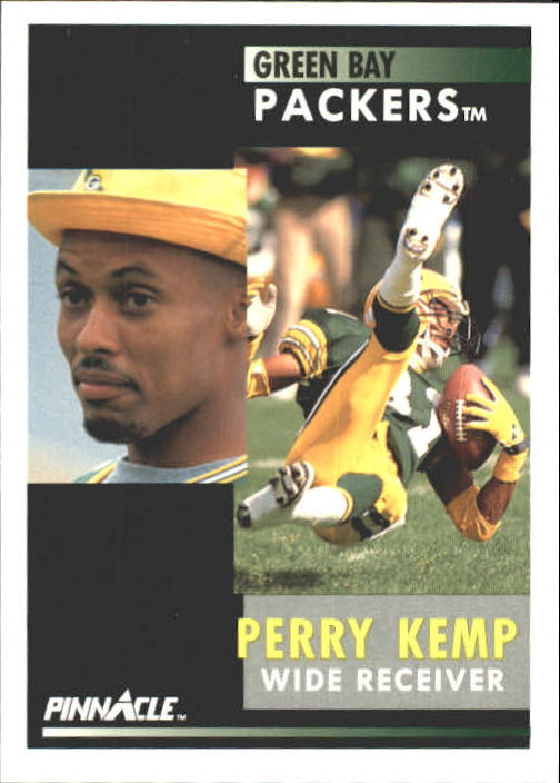 1991 Pinnacle #155 Perry Kemp