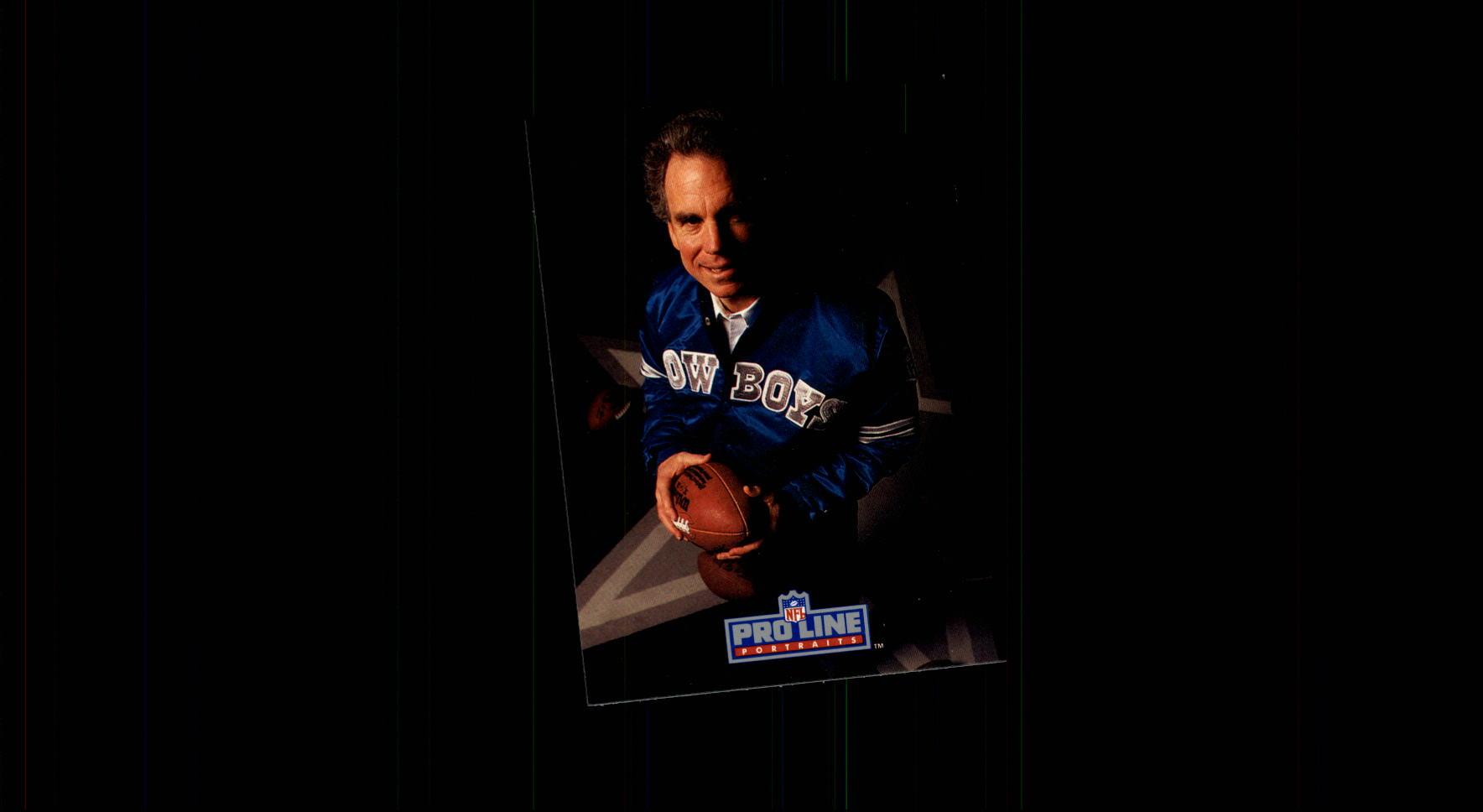 1991 Pro Line Portraits #85 Roger Staubach RET