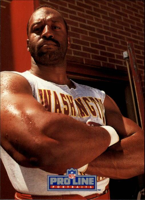 1991 Pro Line Portraits #214 Monte Coleman