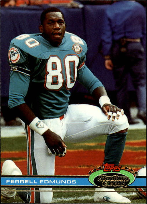 1991 Stadium Club #41 Ferrell Edmunds