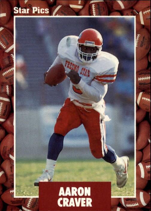 1991 Star Pics #90 Aaron Craver