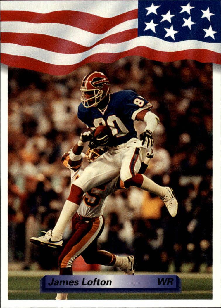 1992 All World #79 James Lofton