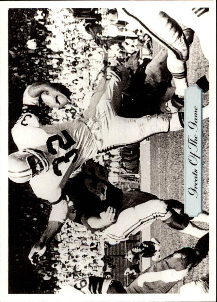 1992 All World #273 Jim Brown GG
