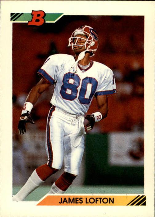 1992 Bowman #4 James Lofton