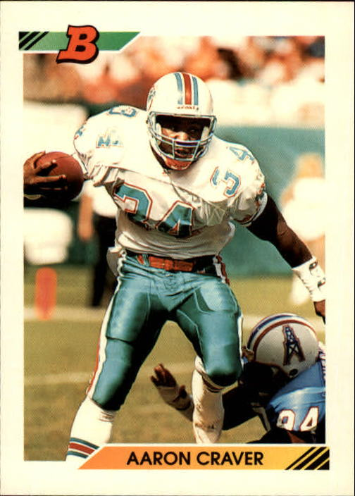 1992 Bowman #275 Aaron Craver
