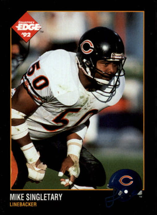 1992 Collector's Edge #15 Mike Singletary