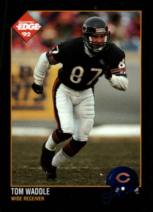 1992 Collector's Edge #18 Tom Waddle