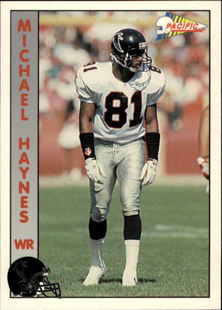 1992 Pacific #4 Michael Haynes