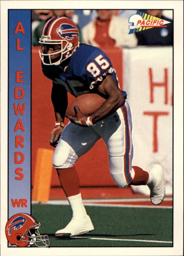 1992 Pacific #16 Al Edwards