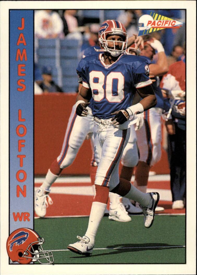 1992 Pacific #18 James Lofton