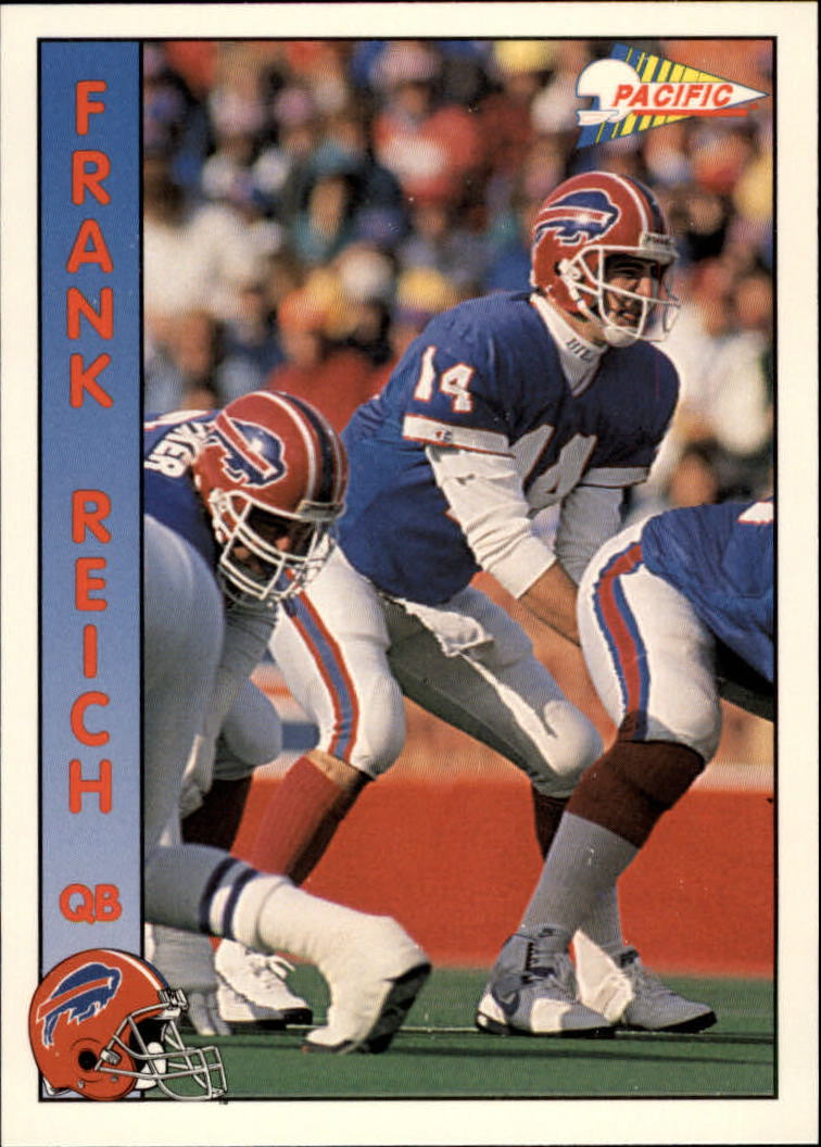 1992 Pacific #19 Frank Reich