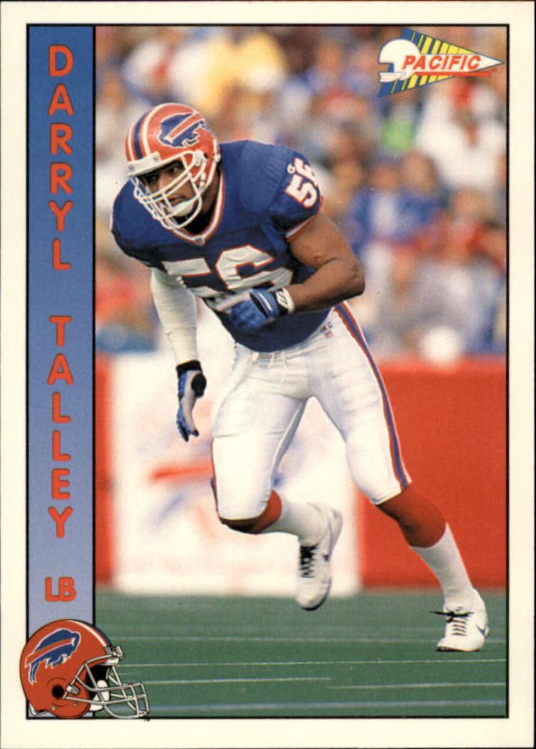 1992 Pacific #21 Darryl Talley
