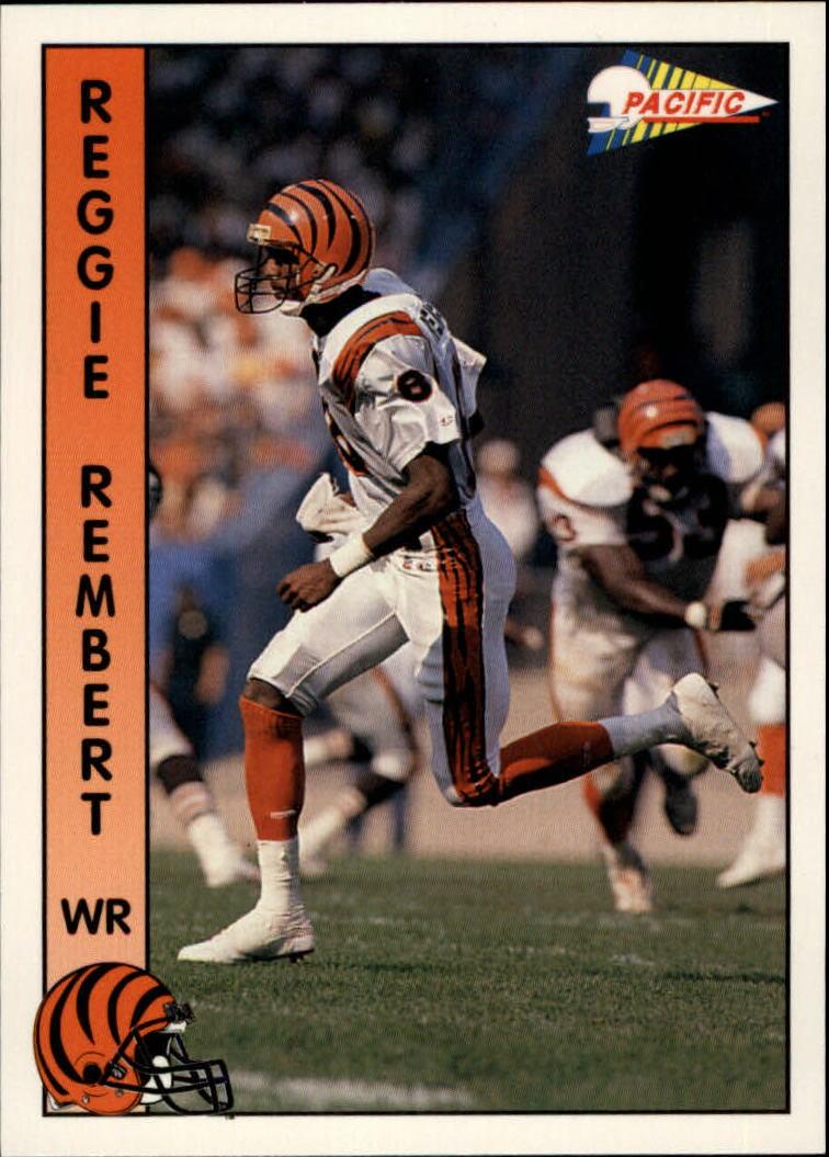 1992 Pacific #43 Reggie Rembert