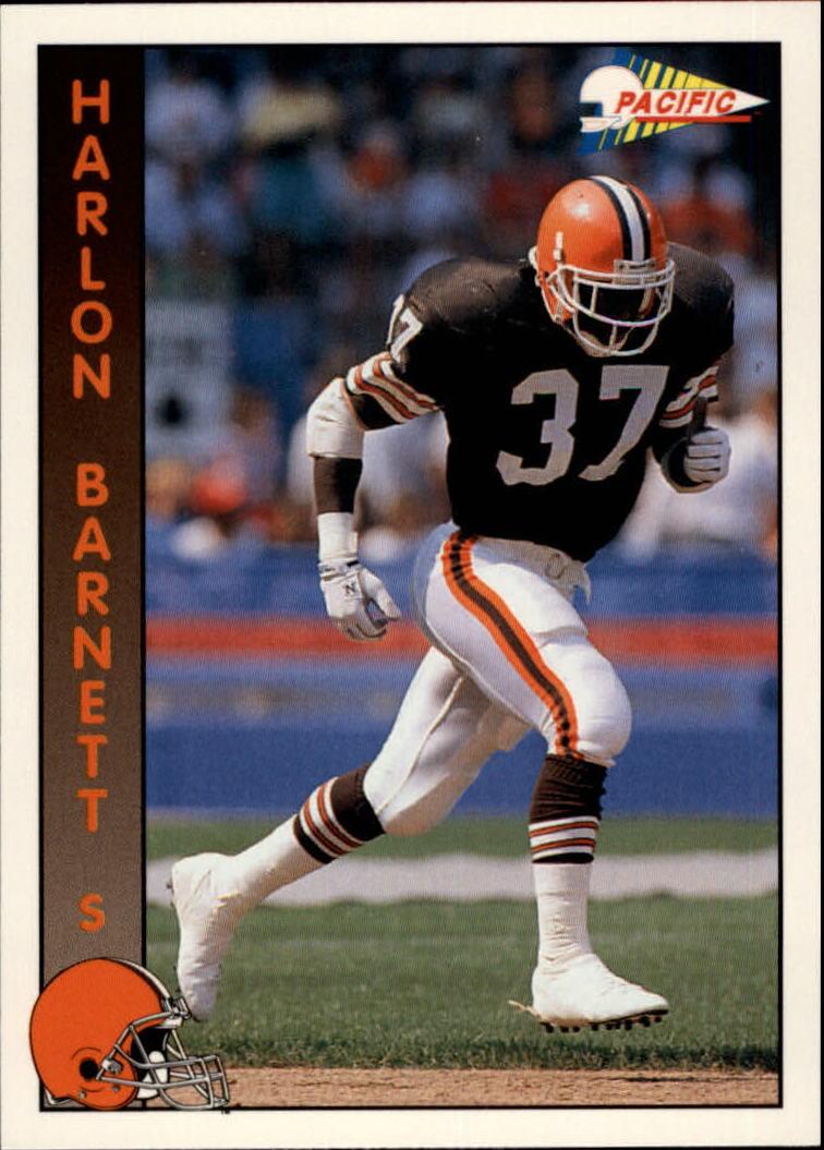 1992 Pacific #51 Harlon Barnett