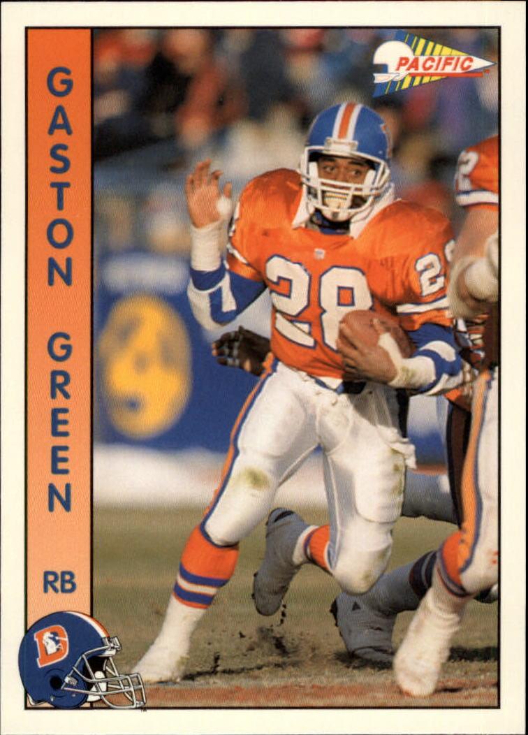 1992 Pacific #76 Gaston Green