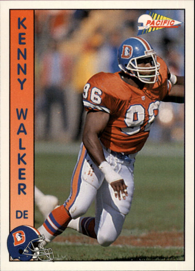 1992 Pacific #82 Kenny Walker