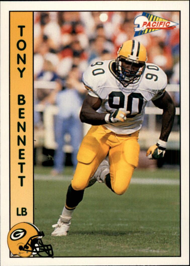 1992 Pacific #98 Tony Bennett