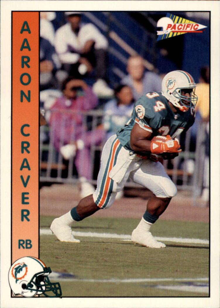 1992 Pacific #169 Aaron Craver