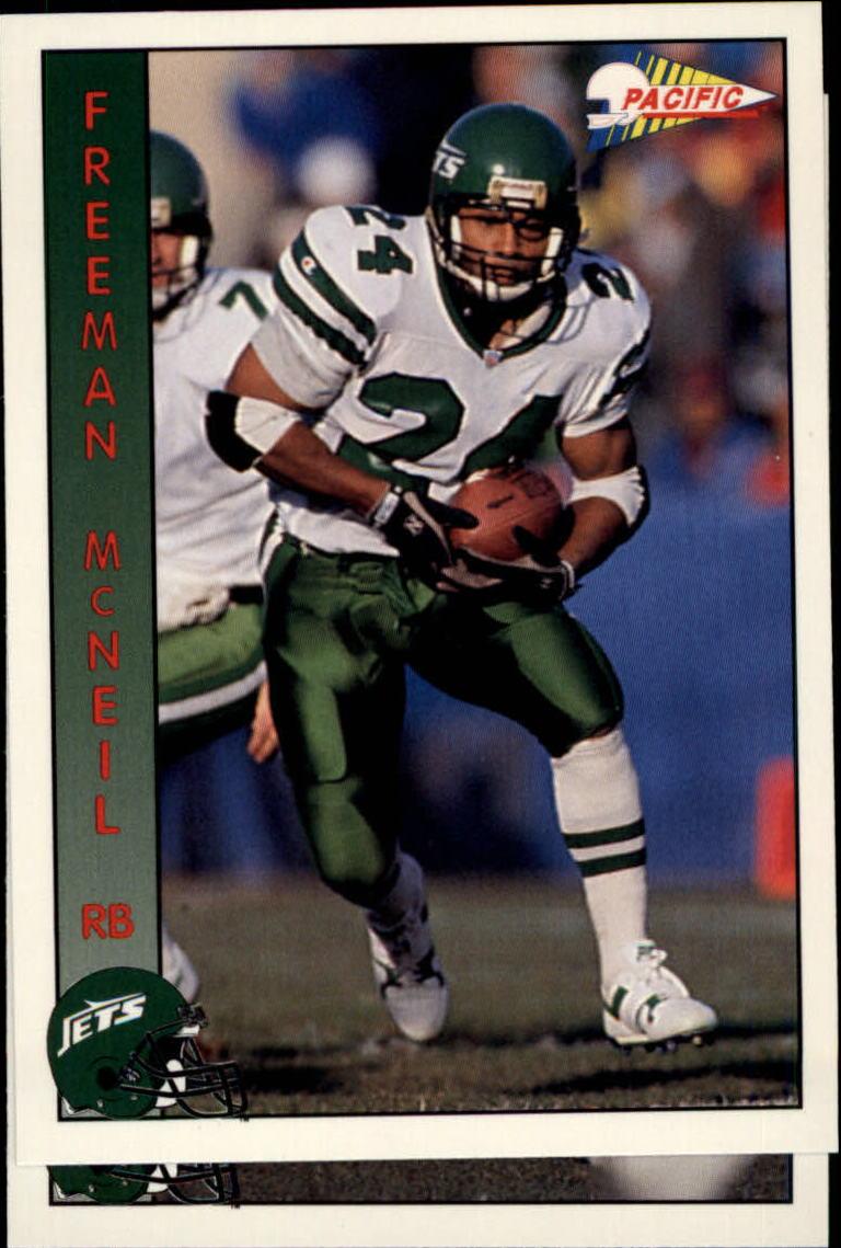 1992 Pacific #226 Freeman McNeil