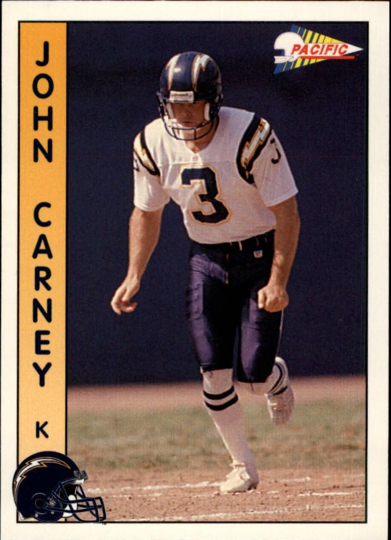 1992 Pacific #267 John Carney