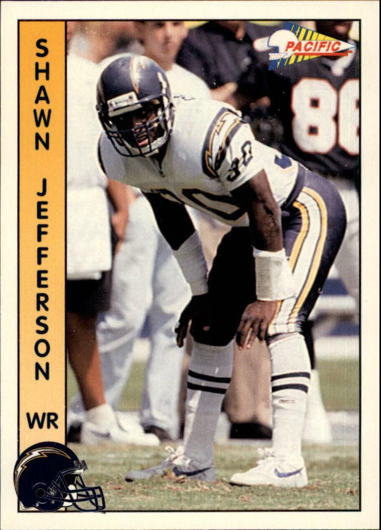 1992 Pacific #270 Shawn Jefferson