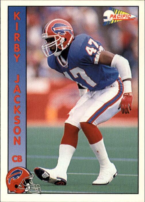 1992 Pacific #350 Kirby Jackson