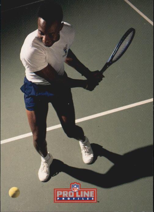 1992 Pro Line Profiles #52 Jerry Rice