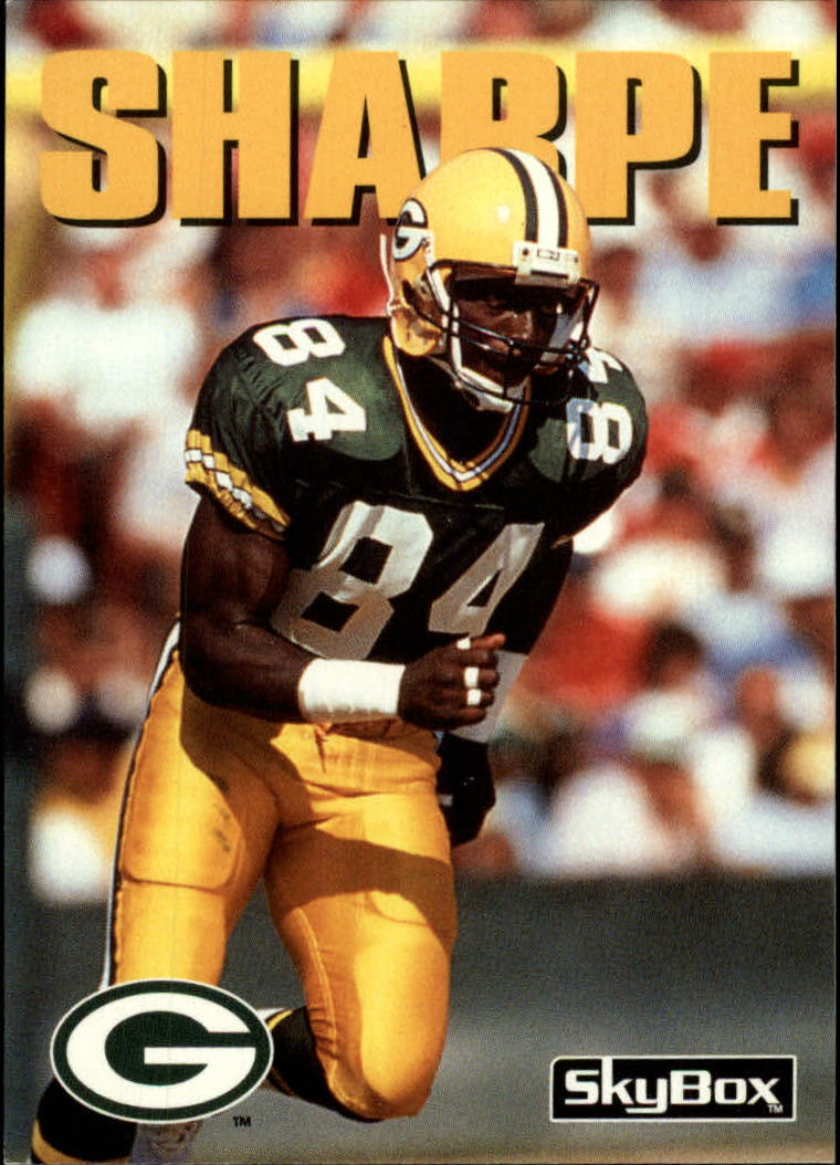 1992 SkyBox Impact #75 Sterling Sharpe