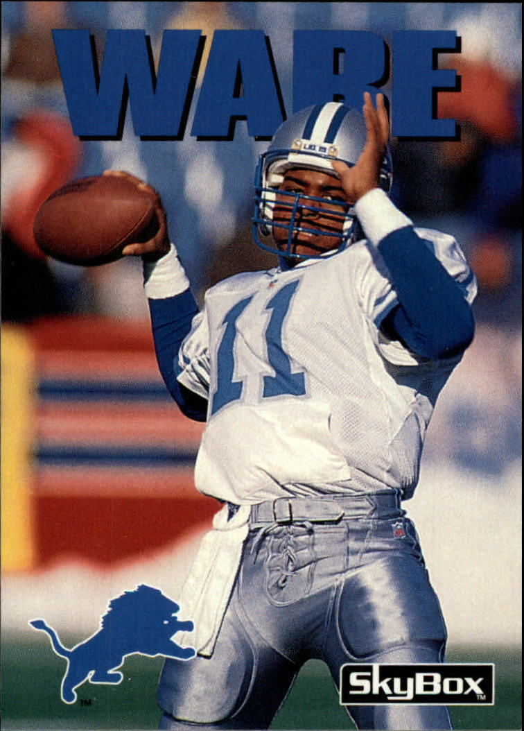 1992 SkyBox Impact #261 Andre Ware