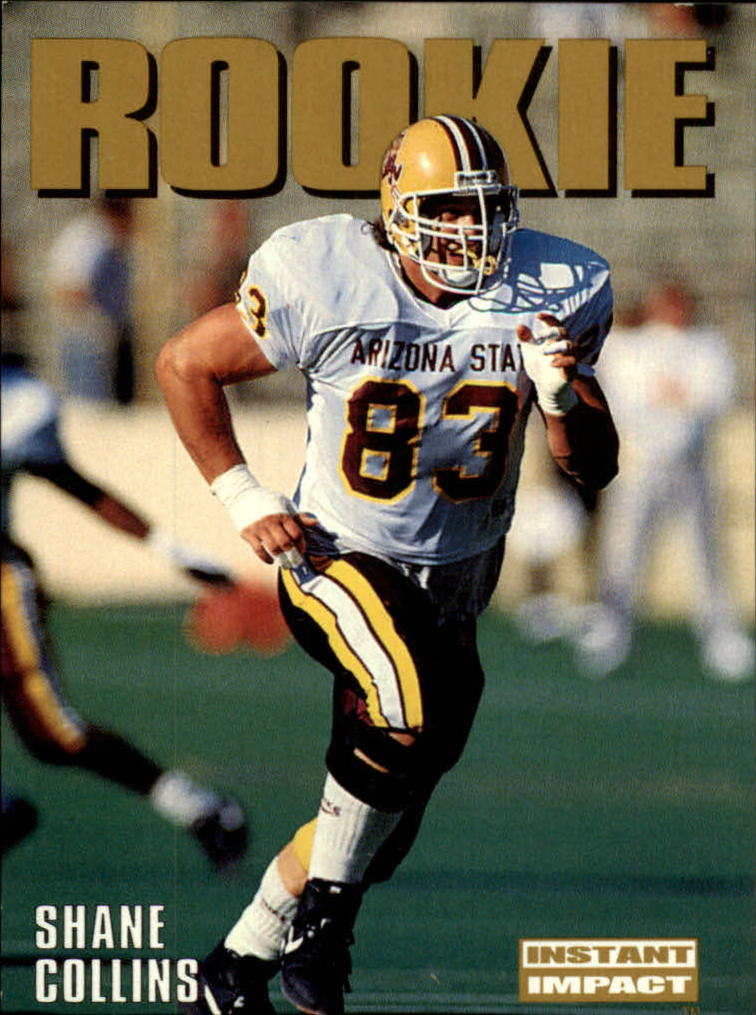 1992 SkyBox Impact #339 Shane Collins RC