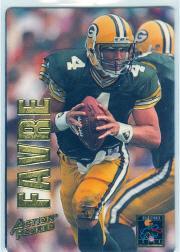 1993 Action Packed Quarterback Club Mint #QB5 Brett Favre